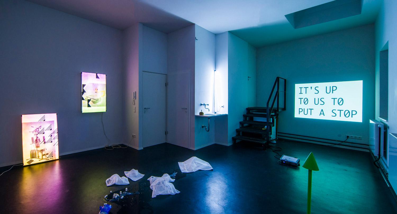 Conditional Exhibition